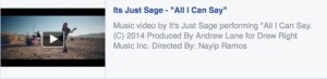 Sage_MusicVideo-All I Can Say_Dec1