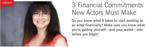 BS-3 Financial Committments New Actors Must Make