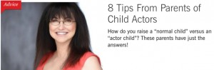 BS-8 Tips From Parents of Child Actors