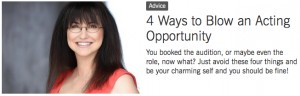 BS-4 Ways to Blow and Acting Opportunity (June 2015)