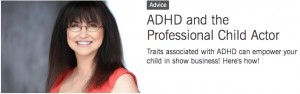 BS-ADHD and the Professional Child Actor (Oct 2015)