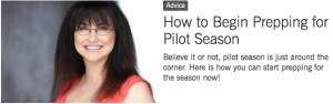 BS-How to Begin Prepping for Pilot Season - Help Me Help You (Nov 2015)
